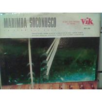 L.p. Marimba Soconusco