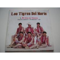 Los Tigres Del Norte / Cd Single - El Hijo De Tijuana