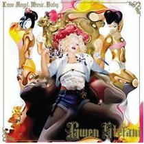 Cd Primer Edición De Gwen Stefani: Love, Angel, Music, Baby
