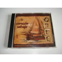 Cd - Soundtrack De La Telenovela Corazón Salvaje - Raro Maa