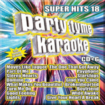 Party Tyme Karaoke - Super Hits 18