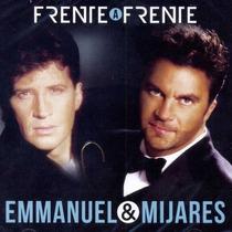 Emmanuel - Mijares/ Frente A Frente / Cd Con 1 Disco