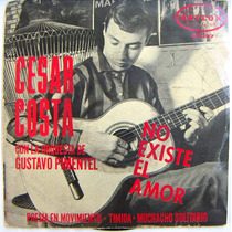 Rock Mexicano, Cesar Costa, No Existe El Amor, Ep 7´,