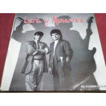 Disco Lp Lara Y Monarrez - El Ultimo Flash -