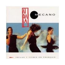 Mecano Cd Aidalai Ed. Para Francia 14 Tracks