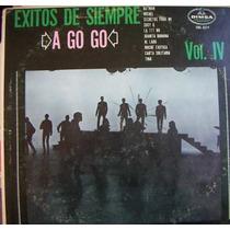 Rock Mex, Varios. T Quirazco.exitos De Siempre A Go Go, Vol4