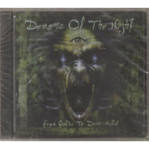 Demons Of The Night - From Gothic To Dark Metal - Cd Rock