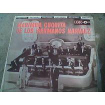 L.p.marimba Chiquita Hnos.narvaez