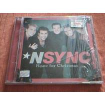 Cd Nsync - Home For Christmas - Temas Navideños - Nuevo