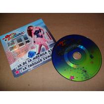 Tatiana La De La Mochila Azul Cd Sencillo Promo Muy Raro