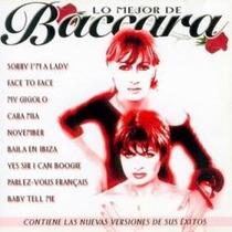 Cd Primer Edición E Importado De Baccara: Lo Mejor De...