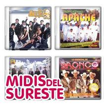 Los Mejores Midis Del Sureste + Envio Gratis Crz