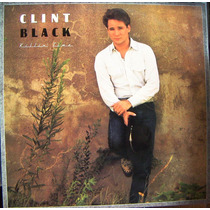 Rock Inter, Clint Black , Lp12´, Hecho En U S A