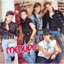 Pop Sudamericano,menudo, Sombras Y Figuras, Lp 12´,