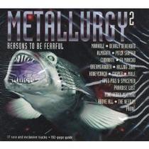 Cd Primer Edición E Importado De Metal: Metallurgy 2