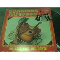 Disco L.p.corridos Famosos