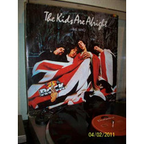 The Who The Kids Are Alright Vinyl Two Lp Set 1980 Polygram