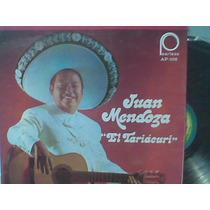 L.p.juan Mendoza El Tariacuri