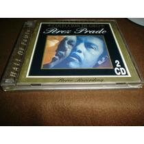 Perez Prado-cd Album Doble-coleccion De Oro-hall Of Fame Dmm