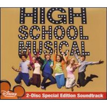Disney High School Musical Cd Soundtrack