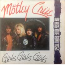Motley Crue - Girls, Girls, Grils - Poster Bag