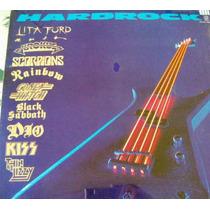 Hardrock, Lita Ford, Scorpions, Kiss, Black Sabbath, Lp 12´,