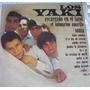Rock Mexicano. Los Yaki , Lp12´, (recargado En El Farol)