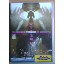 Peter Gabriel -still Growing Up:live And Unwrapped (dvd) Fn4