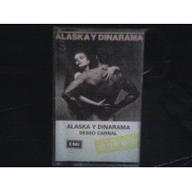 Audio Cassette Alaska Y Dinarama, Deseo Carnal