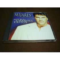 Mijares -cd Album- A Corazon Abierto -mis Grandes Exitos Crz