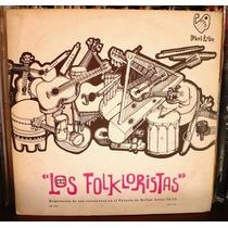 Los Folkloristas Lp Repertorio 1972 - 1973 Volumen 1