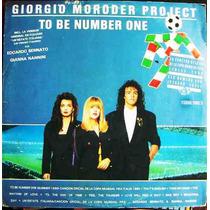 Rock Inter, Giorgio Moroder, Copa Fifa, Lp 12´,