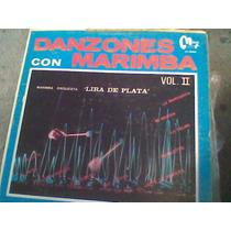 L.p.danzones Con Marimba