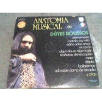 3 Discos L.p.demis Roussos