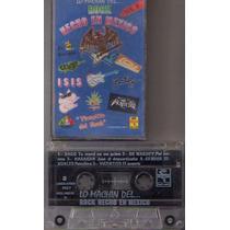 Audio Cassette Lo Machin Del Rock Hecho En Mexico Vol 2