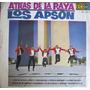 Rock Mexicano, Los Apson (atras De La Raya) Lp 12´,