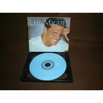 Luis Miguel - Cd Single - Sol, Arena Y Mar Vrn