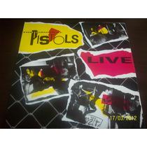 The Original Sex Pistols Live Vinyl Lp 1985 Receiver Records