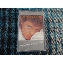 Luis Miguel Cassette
