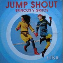 Funda De Disco Sencillo De Acetato 33 Rpm Lisa, Jump Shout