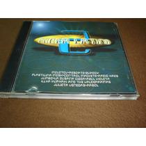 Molotov,resorte,zurdok,plastilina Mosh-cd-poder Latino 2 Nvb