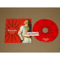 Thalia Con Banda Grandes Exitos 2001 Emi Cd Con Poster