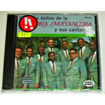 Cd Grandes Exitos De La Sonora Matancera Ed 2000 Nuevo