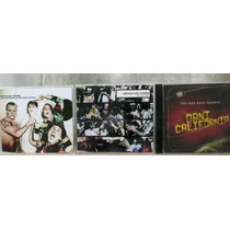 Red Hot Chilli Peppers Set De 3 Cd