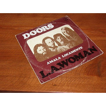Disco Lp De The Doors / L.a. Woman