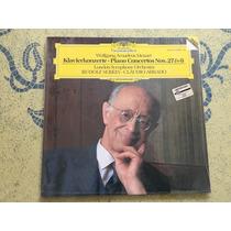Mozart,conciertos Para Piano 27 Y 8 ,lp Importado,envio Grat