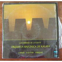 Clásica, Herrera De La Fuente, Lp 12