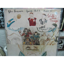 John Lennon Walls And Bridges Lp Importado