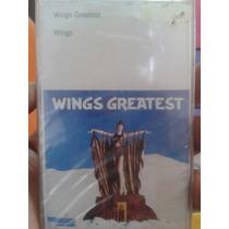 Kct Paul Mccartney Wings Gratest The Beatles Nuevo Y Sellado