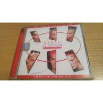 Kabah, 21 Exitos, Edicion Limitada, Cd Album Del Año 2000